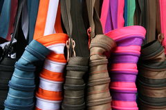 Colorful handbags Royalty Free Stock Photography