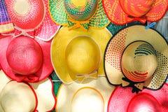 Handmade Hats Stock Photo