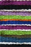 Colorful handmade knitting texture Royalty Free Stock Photo