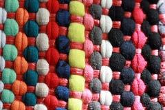 Colorful  handmade  turkish carpet, colors, Stock Photos