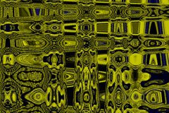 Colorful harmonious yellow-blue tints abstract background Stock Photos