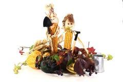 Colorful harvest festival Stock Image