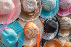 Colorful hat Royalty Free Stock Photography