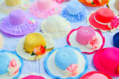 Colorful hat Royalty Free Stock Photos