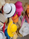 Colorful hats Royalty Free Stock Photography