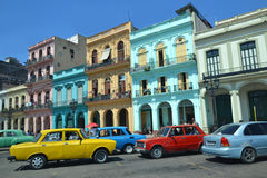 Colorful Havana Stock Image