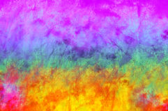 Colorful hippy bacground. Colorful hippy background on textile Stock Photo