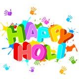 Colorful Holi Background Stock Photos