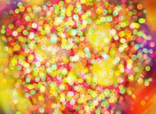 Colorful holiday abstract bokeh backgrounds. Colorful holiday abstract bokeh background Royalty Free Stock Photos