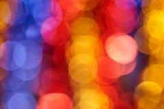 Colorful holiday boke photo background Stock Photo