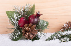 Colorful Holiday Ornament Royalty Free Stock Photography