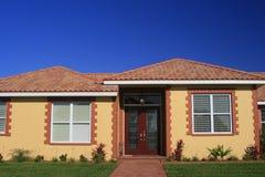 Colorful Home stock photos