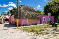 A colorful home Stock Photos