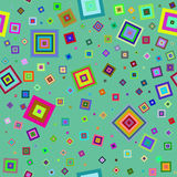 Colorful home background pattern. Royalty Free Stock Photos