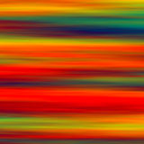 Colorful Horizontal Abstract Art Background. Artistic Red Green Blue Yellow Smudged Watercolor Effect. Minimal Creative Design. Motion Blurred Image. Warm Royalty Free Stock Photo