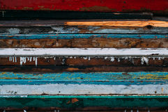 Colorful horizontal lines Royalty Free Stock Photography