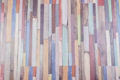 Colorful horizontal rectangular tiled background Royalty Free Stock Photo