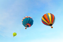 Colorful Hot Air Balloon Royalty Free Stock Photo