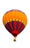 Colorful hot air balloon Stock Image