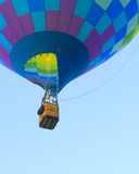 Colorful hot air balloon Royalty Free Stock Photos