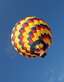Colorful hot air balloon Stock Photography