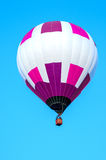 Colorful hot air balloon with blue sky Stock Photography