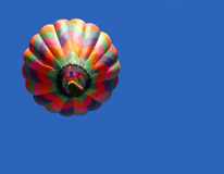 Hot Air Balloon with copy space Stock Photography