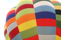 Colorful hot air balloon Royalty Free Stock Image