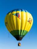 Hot Air Balloon Festival Quechee Vermont Stock Photography