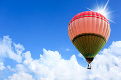 Colorful Hot Air Balloons Royalty Free Stock Images