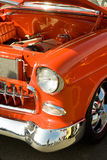 Colorful Hot Rod Cars Royalty Free Stock Images