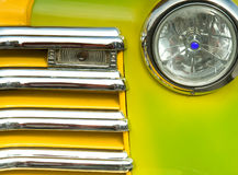 Colorful Hot Rod Cars Stock Photo
