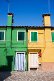 Colorful House Royalty Free Stock Images