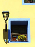 Colorful house Stock Photos