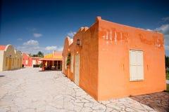Colorful house in Balatonfured Royalty Free Stock Photo