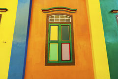 Colorful house Stock Image