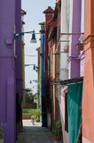 Colorful houses Royalty Free Stock Photos