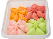 Colorful Ice Cream Stock Photo