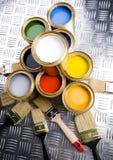 Colorful idea Stock Photography