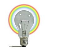 Colorful ideas Stock Images