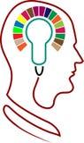 Colorful ideas Stock Photos