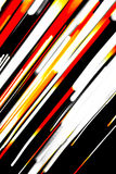 Colorful Illustrated Lines Stock Photos