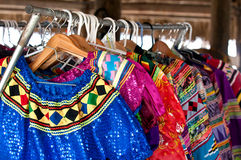 Colorful Indian Clothing Stock Photos