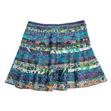 Colorful indian style  skirt Stock Photos