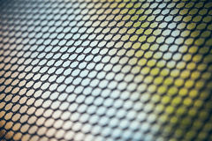 Colorful indoor pattern. Pattern with holes inside royalty free stock image