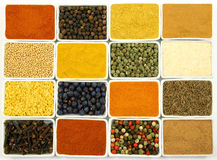Colorful ingredients Stock Photo