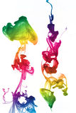 Colorful ink Stock Photo