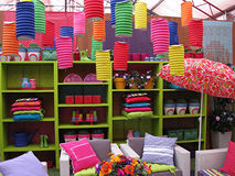 Colorful Interior Stock Photos