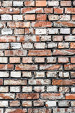 Colorful irregular brick wall texture or background Royalty Free Stock Images