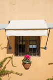 Colorful Italian house Stock Photography